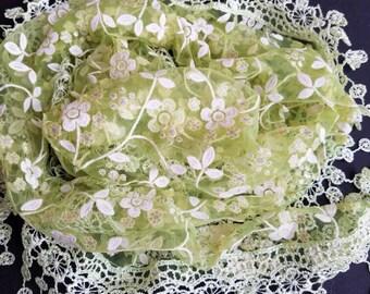 Newborn Wrap, Newborn Lace Wrap, Wrap, Newborn Photo Prop, lime green Wrap, Lace Wrap, Baby Wrap, Baby Lace Wrap