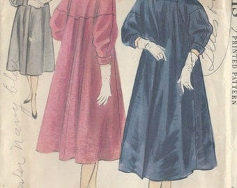 "1955 Vintage Sewing Pattern COAT B36"" (109)  McCall's 3161"