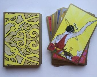 Arcana Universal - original art tarot deck / tarot cards
