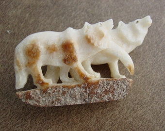 Bone Wolves