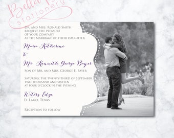 Maria Wedding Invitation Suite