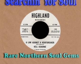 Searchin' for Soul CD Vol.15 - Rare Northern Soul Gems