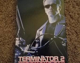 Terminator 2, Judgement Day VHS