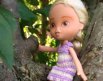 OOAK Unique, Hand Repainted Ex Bratz Kidz Doll