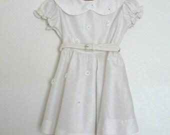 White flower c. 1950
