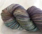 OPAL - fairy dust sock yarn