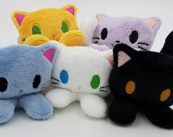CUSTOM Itty Bitty Kitty Plush Toy ~*Made To Order*~