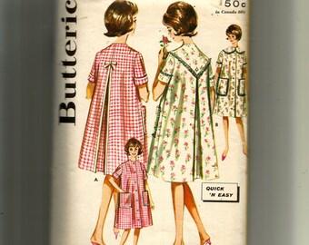 Butterick Misses' Brunch Coat Pattern 2118