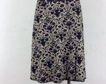 "Snap Around Skirt ""Ornamental Petal""  FREE SHIPPING"