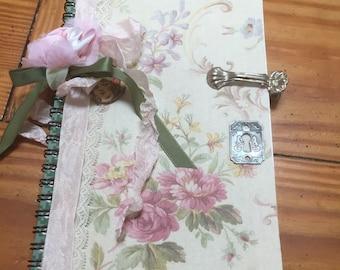 Weekly planner calendar book