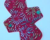 "7"" Panty Liner / Reusable Cloth Menstrual Pad"