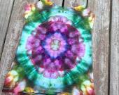 Large Tie Dye Camisole Cami Hippie Tank