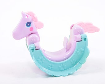 Galoob Sweet Secrets Pony Opens and Closes Horse Cute ~ The Pink Room ~ 160920 SS004