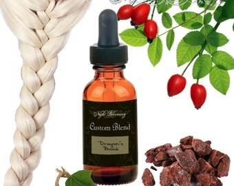Dragon's Blood Oil Custom Blend for Feburary
