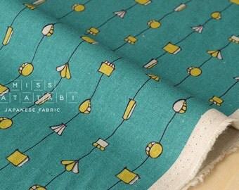 Japanese Fabric Kokka Tayutou - Pendant - C - 50cm
