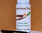 Vanilla Bean Dusting Powder (Talc Free)