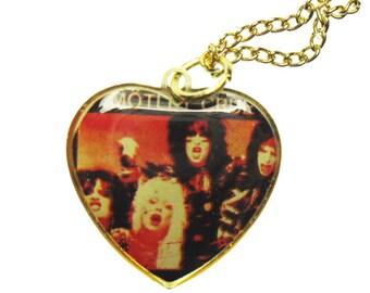 MOTLEY CRUE Vintage Gumball Necklace