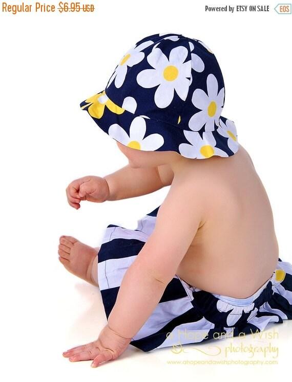 30% OFF Girls Hat Pattern - Ruffled or Wide Brim Sun Hat Pattern baby toddler children kids