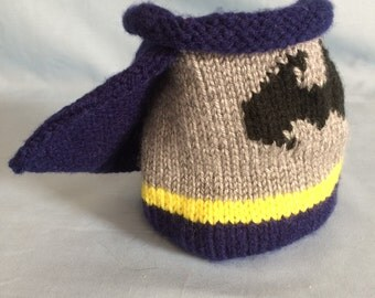 Batman caped Dice Bag/Pouch