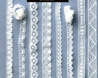 Bobbin Lace - Japanese Craft Book MM