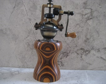 Antique Style Peppermill (Spectraply)