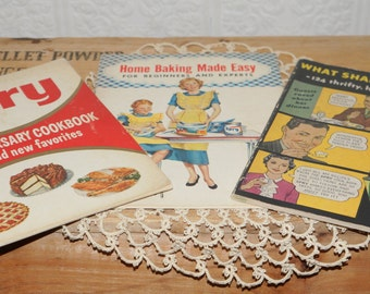 vintage  Spry cookbooks Spry 24th anniversary of old and new favorites   Home baking made easy