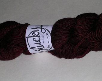 The Plucky Knitter Traveler Aran Yarn - Athos