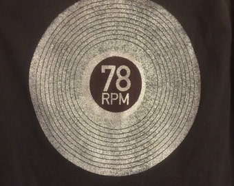 78 RPM toddler shirt