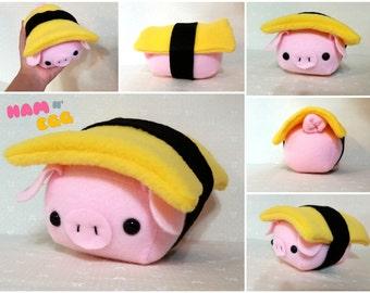 Ham n Egg Loaf- Mini