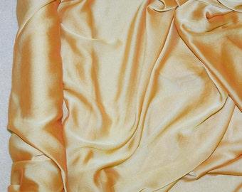 "Fuchsia/Lemon iridescent chiffon 60""  ...1 yard... formal, wedding, curtains, crafts, bridesmaid dress.. flower girl dress.."