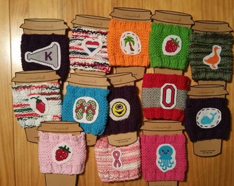Cup Cozies!