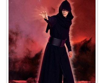 Star Wars Kylo Ren -McCall's 7422-Cloak The Force Awaken s-xxl