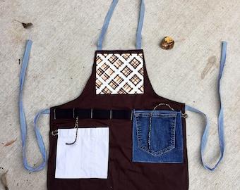 Victor- boy utility apron