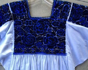 Gorgeous Mexican peasant blouse