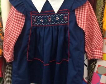 Polly Flinders Dress 18/24 Months