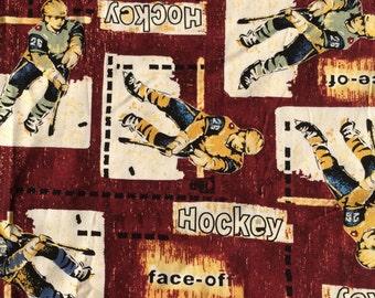 Hockey Fabric - 1 yard - more available
