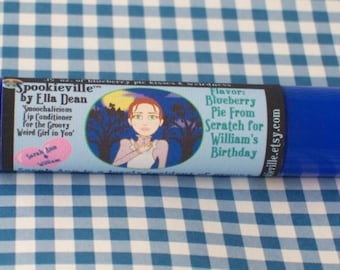 Pioneer Woman Blueberry Pie From Scratch for William's Birthday Inspired Vegan Lip Conditioner