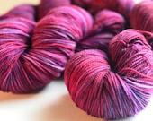 Nigel Thornberry/Simply Sock in superwash merino wool, nylon fingering weight sock yarn
