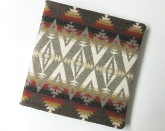 Book Cover Office School Photo Album Cover Wool from Pendleton Oregon 3 Ring Binder Included