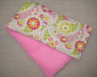 Therapy Rice Bag, Microwave Heat Pack, Rice Heating Pack, Therapy Sack, Summer Flowers, Washable Cover,