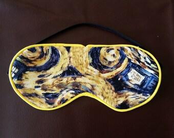 Doctor Who Exploding TARDIS Sleep Eye Mask