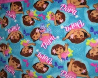 Playful Dora Blanket