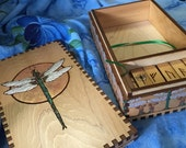 Dragonfly Tarot and Runes Together at Last