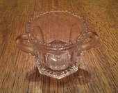 Sweet Little Miniature Spooner or Sugar Perfect for your tea parties