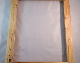 11x14 Spalted  Maple Picture Frame SP2