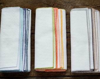 Kitchen Cloths- Unpaper Towels- Cloth Napkins by Dot and Army