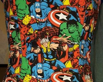 Marvel Cosplay Fashion Corset