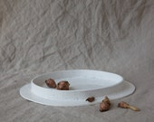 50% OFF - SECONDS SALE - Ocean Speckled - Serving Platter