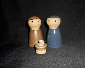 Nativity Set - small - #88