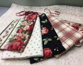 6 Yards of Flannel - Return to Romance by Willowberry Lane for Maywood Studios